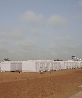 Valmis Modular Management Kaapit Senegal