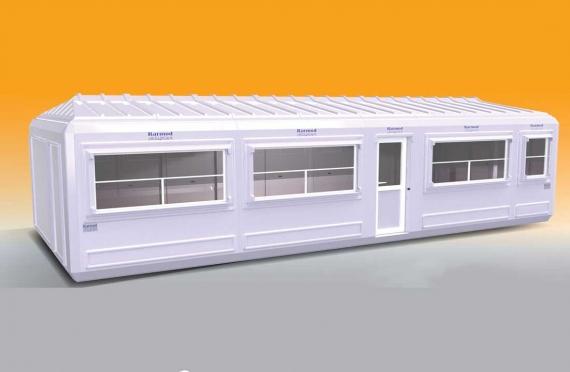 Kannettava Rakennus 390X990