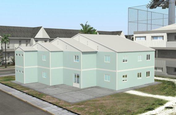 Esivalmistettu Luokkahuone 508 m²