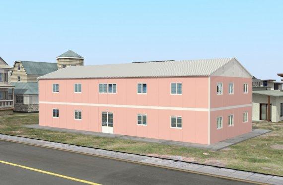 Kannettava Luokkahuone 480 m²