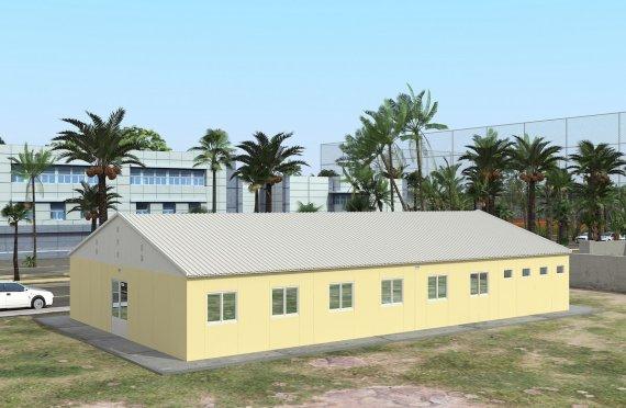Modulaarinen Majoitusyksikkö 232 m²