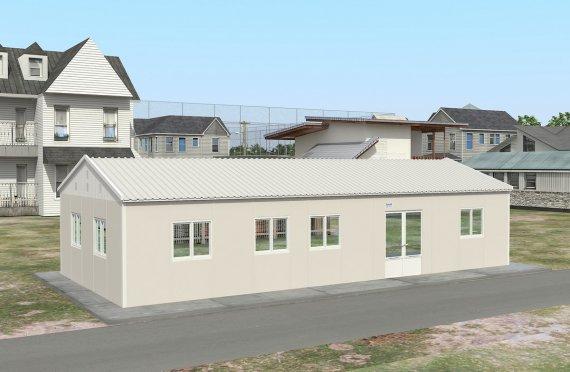 Esivamistettu Kaupallinen Keittiö 98 m²