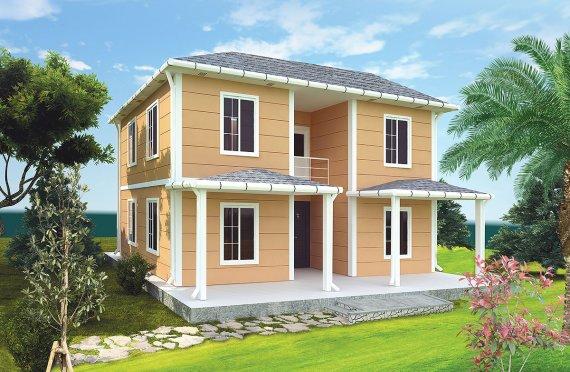 Esivalmistettu Talo 148 m²