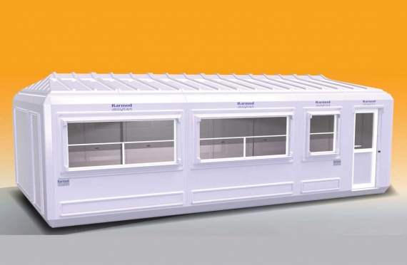 Kannettava Rakennus 390X750