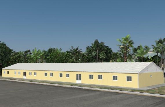 Kannettava Luokka 681 m²