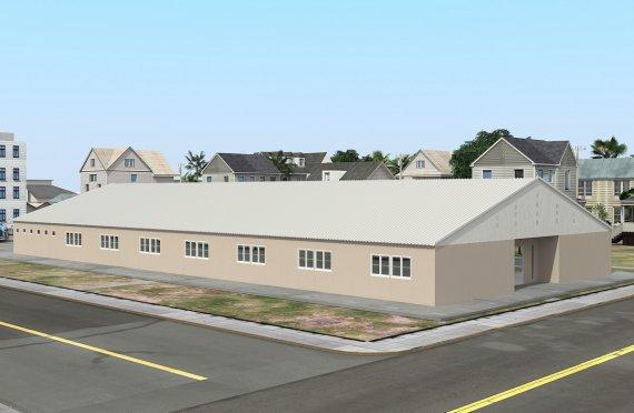 Kannettava Luokkahuoneet 808 m²
