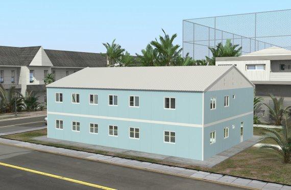Modulaarinen Sairaala 506 m²
