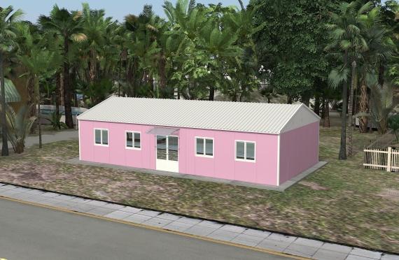 Modulaarinen Toimistorakennus 98 m²