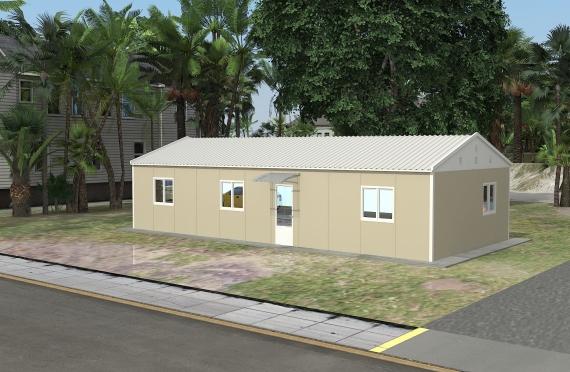 Modulaarinen Toimistorakennus 90 m²