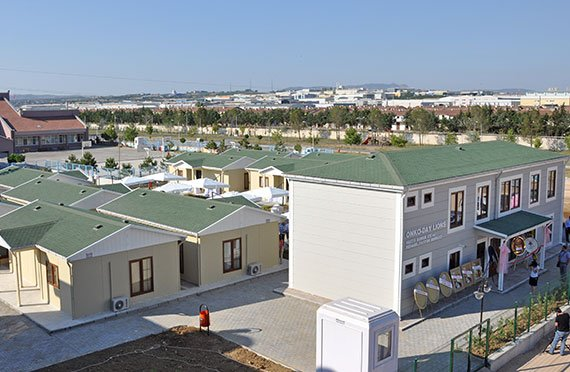 Modulaarinen Asuntolat Ratkaisut