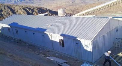 ANAGOLD Kaivos Turkki, toimitettiin rakennuspaikalle