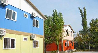 Ukraina loma kylä projekti