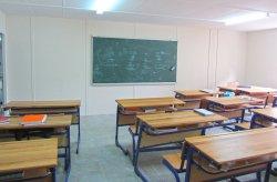 Karmod perusti esivalmistetun lukion rakennuksen