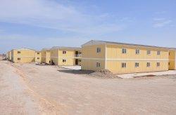 Karmod rakentaa valmiiksi valmistettuja kaupunkeja 10 000 ihmiseen 7 kuukauden aikana