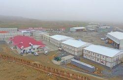 Kolmannen lentokentän rakennustyömaat valmistuivat Karmod