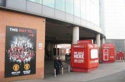 Karmod-hytti Oldx Trafford ja Camp Nou