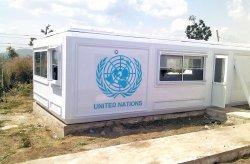 Karmod leirit Nigeriassa UN: n rauhanturvajoukkoihin