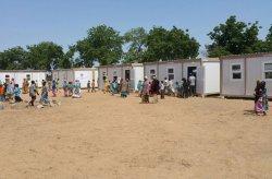 Nigeria liikkuva luokkahuone & kouluhanke