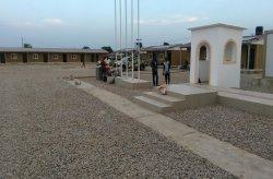 Karmod suoritti sotilastilat Nigeria