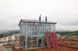 Karmod on valmistanut teräsprojektin Panama