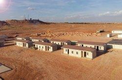 Esivalmistettu Sotilas Rakennukset