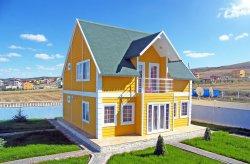 Teräsrunkoinen talot