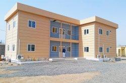 Työntekijän Rakennustyömaarakenne